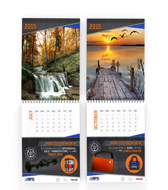 Aps Calendar 4 Origin Marketing