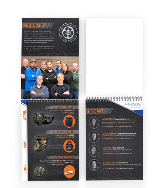 Aps Calendar 5 Origin Marketing