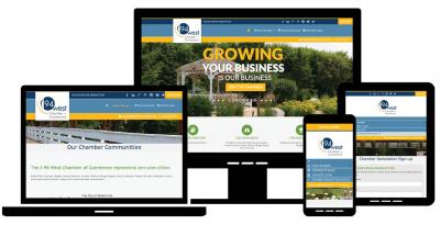 I 94 West Chamber Responsive Web Design
