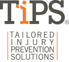 Tips Logo Stacked