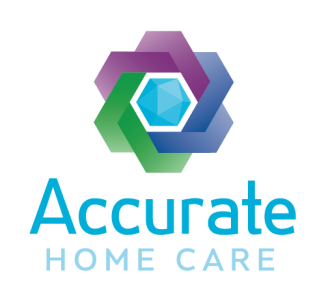 Accurate Home Care Logo Stacked Rgb 500px
