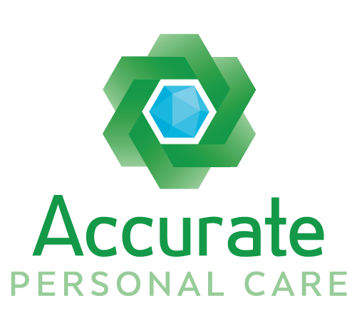 Accurate Personal Care Logo Stacked Rgb 500px