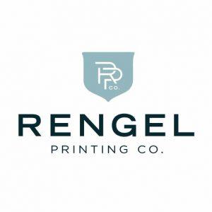 Rengel Printing Co Logo