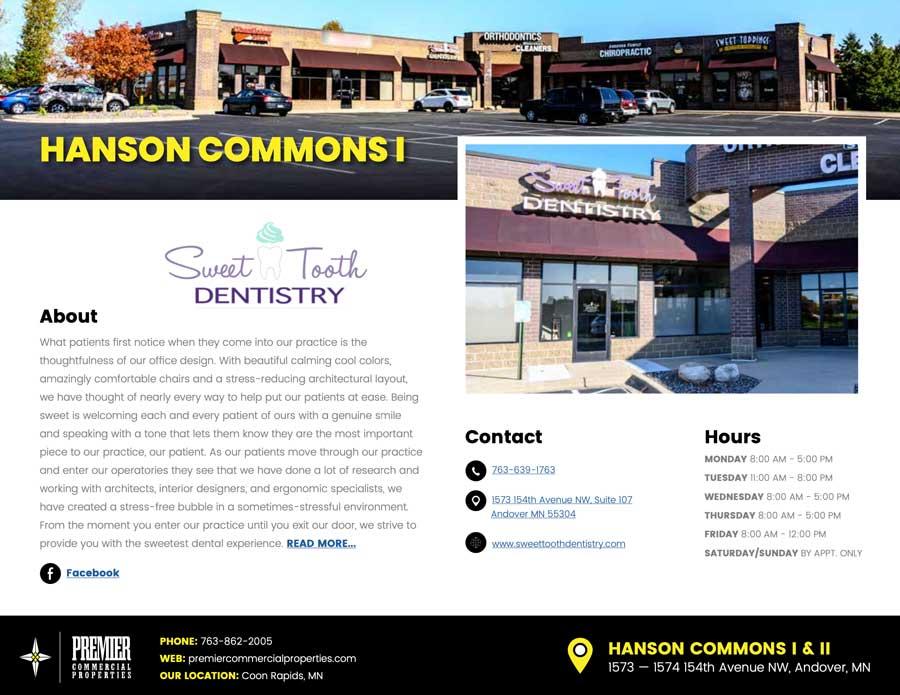 Premier Commercial Properties Digital Marketing Flyer 1
