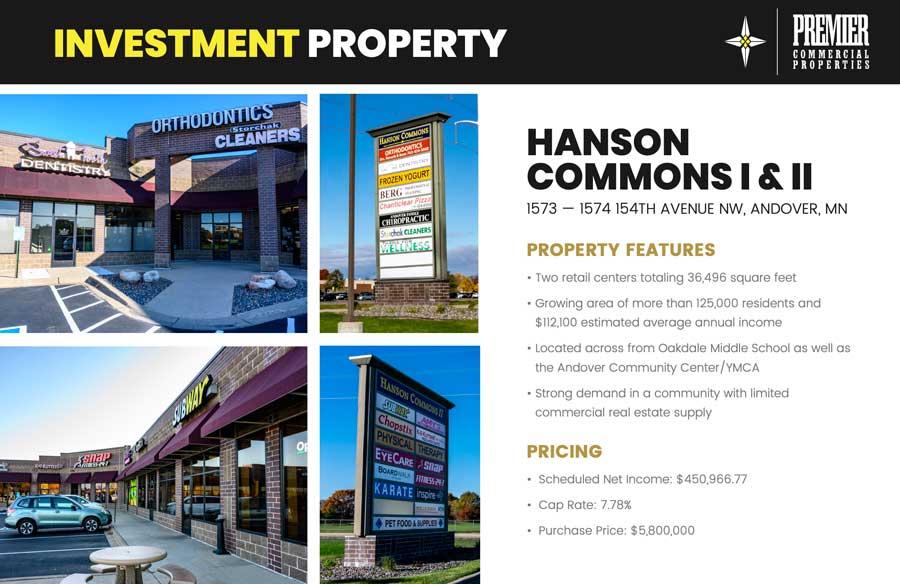 Premier Commercial Properties Digital Marketing Flyer 2